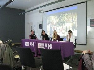 Discussion at Bodies in Transformation conference
